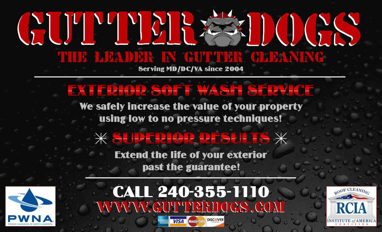 Dryer Vent Cleaning In Pg County Maryland Gutterdogs