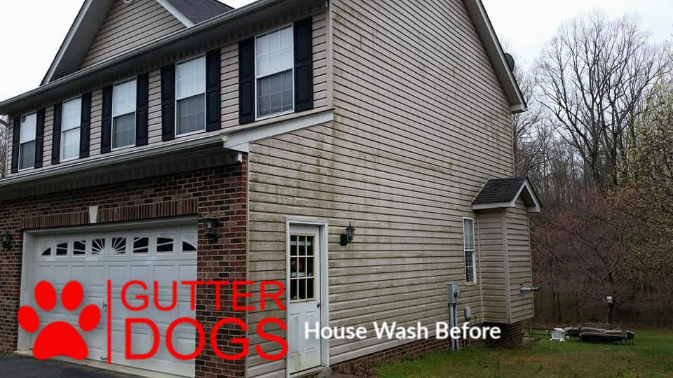 Best House Washing Company Pg County Maryland Gutterdogs